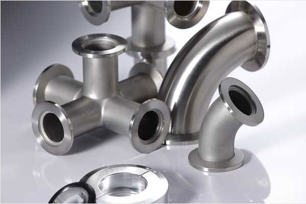 KF & DN Flanges & Fittings